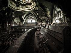 Abandoned Abbey