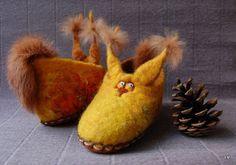 "boys slippers felted - ""Google"" paieška"