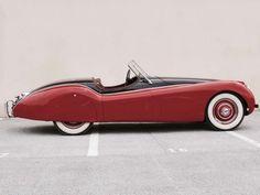 1953 Jaguar XK Classic Roadster/Cabriolet