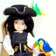 "1/6 Male Resin BJD ""Puyi"" Pirate Treasure Chest Parrot++ 2010 JamieShow Jie Doll | eBay"