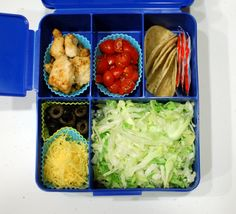 Great ideas for packing adult-friendly bento boxes