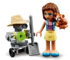 FriendsBricks | 2020 Summer Friends sets Robot Lego, Lego Toys, Shop Lego, Buy Lego, Fun Water Parks, Play Cube, Lego Friends Sets, Lego Girls, Lego People