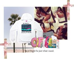 """""""Night Set"""" by prettyremarkable ❤ liked on Polyvore"""