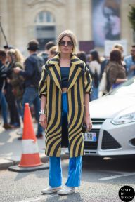 STYLE DU MONDE / Paris FW SS15 Street Style: Megan Bowman Gray  // #Fashion, #FashionBlog, #FashionBlogger, #Ootd, #OutfitOfTheDay, #StreetStyle, #Style