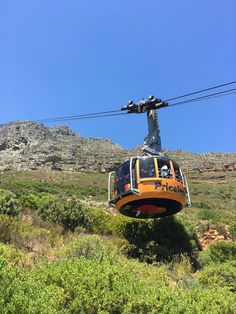 Table Mountain Aerial Tramway Aerial Tramway, Boulder Beach, Table Mountain, Cape Town, Bouldering, South Africa, Fair Grounds, Travel, Viajes