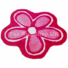 Best Buying Guide And Review Of Coloroma Fun Fur Pink Flower Rug With Price