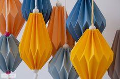 picotee / Plissee Detail #plissee #origami #paper