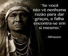 Provérbio indígena