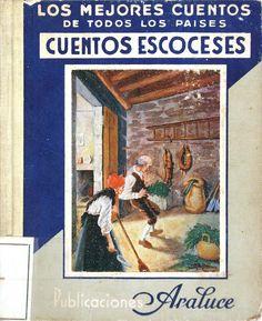 Cuentos escoceses/ ilustraciones de Luis Alvarez (1954)