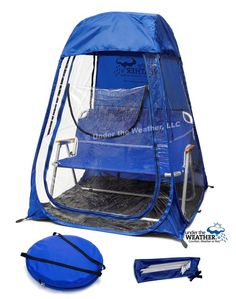 Under the Snow Rain Weather Pop-Up Tent Shelter Shade Sports Camping Outdoor