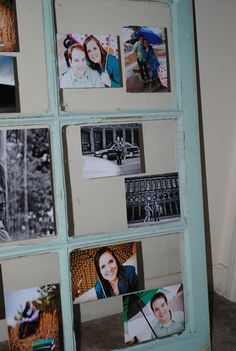 window picture frame! love it!