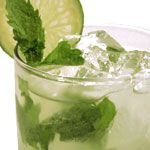 FoodNetwork.com shows you how to mix the perfect mojito using mint from your garden.