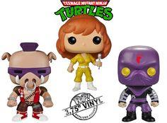 Teenage Mutant Ninja Turtles Pop! Series 2