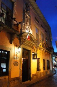 Posada Santa Fe, Guanajuato, Mexico Overview   priceline.com