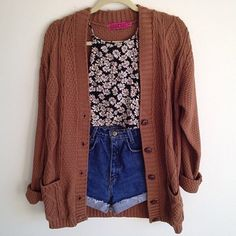 This would look so cute with a fish tail braid and combat boots!
