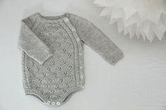 Tiriltunge Nyfødt body Norwegian pattern by Shja on Etsy