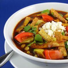 One Perfect Bite: Tortilla Soup