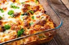 Classic Baked Ziti Entree Recipes, Beef Recipes, Italian Recipes, Cooking Recipes, Pasta Recipes, Pork Casserole Recipes, Pasta Casserole, Pork Ribs, Pork Chops