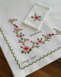 Beaded Cross Stitch, Cross Stitch Rose, Cross Stitch Samplers, Cross Stitch Flowers, Cross Stitching, Cross Stitch Designs, Cross Stitch Patterns, Flower Embroidery Designs, Crewel Embroidery