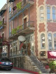 BUCKET LIST MUST - EUREKA SPRINGS ARKANSAS