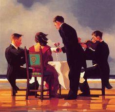 Paintings by Jack Vettriano | Cuded