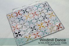Windmill Dance Quilt « Moda Bake Shop