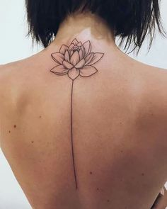 tattoos down the spine flower * tattoos down the spine ; tattoos down the spine quotes ; tattoos down the spine flower Dr Tattoo, Tattoo Band, Cover Tattoo, Tattoo Fonts, Tattoo Quotes, Back Tattoos Spine, Back Of Neck Tattoo, Tattoo Neck, Flower Spine Tattoos