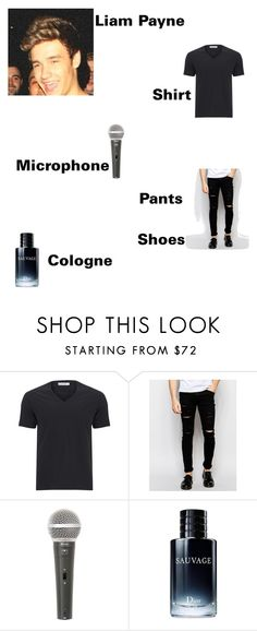 """""""Girl Almighty Outfit"""" by onedirectionforever1297 on Polyvore featuring Payne, Versace, Cheap Monday, Galaxy Audio, Christian Dior, men's fashion and menswear"""