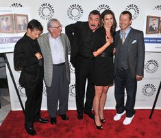 Tom Selleck and Will Estes Photos - The Paley Center For Media ...
