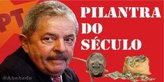 """O homem mais mentiroso do mundo, 'segundo google', LULA, usa em seus discursos que """"ELE"""" pagou toda dívida de nosso país. (O pai da mentira é o diabo) A dívida pública feder…"""