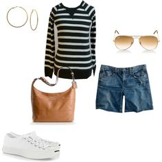 """Theme park outfit"" by teresa-loop on Polyvore"