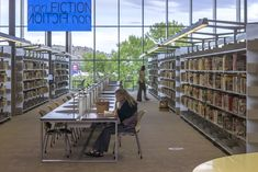 Gallery of Billings Public Library / Will Bruders & Partners - 7