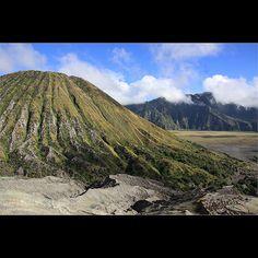 cool Mount Batok - Java, Indonesia.