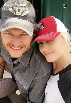 Gwen Stefani and Her Kids Have a Blast at Blake Shelton's Ranch | InStyle.com