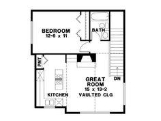 Garage ideas on pinterest garage organization garages for 24x26 garage plans
