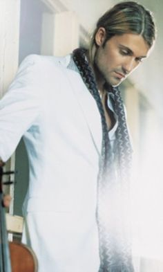 Violinist David Garrett - @~ Mlle Hot ! and he can play too! Touring the USA in 2014.http://david-garrett.com/us/2013./07/25/david-touring-the-us-and-mexico-city-in-2014/