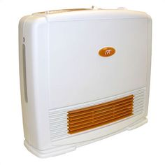 Sunpentown Ceramic Compact Upright Space Heater with Humidifier and Thermostat SH-1505
