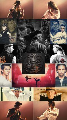 Karate Kid Cobra Kai, Seasons, Stitch, Kids, Poster, Frases, Studios, Display, Backgrounds