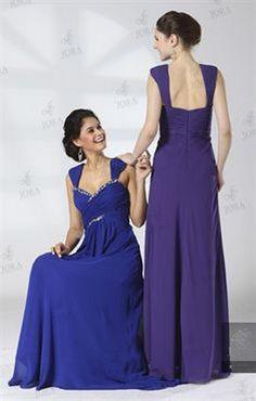 65a0cf4eca95 Fialové spoločenské šaty padavé na ramienka S123 - Svadobný salón Valery