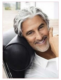 Try out your choice of hairstyle from this collection of older men hairstyles that we have collected for you all.