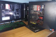 www.facebook.com/PCWhisperer.gr Red Led, Euro, Oc, Gaming, Windows, Facebook, Building, Videogames, Buildings
