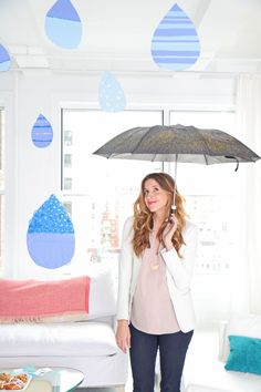 We're all about celebrating rainy days!