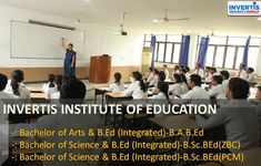 Invertis Institute of Education, Bareilly offering wide range of courses pertaining to different fields of study. ‪#‎JoinINVERTIS‬ ‪#‎AdmissionOPEN2016‬ ‪#‎IIJMC‬