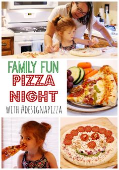 It's a Long Story: Picky Eaters & Family Fun Pizza Night #DIGIORNO #shop