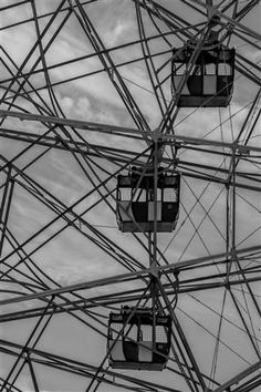 Original art for sale at UGallery.com | Ferris Wheel by Robert Ullmann | $200 | photography | 24' h x 16' w | http://www.ugallery.com/photography-ferris-wheel