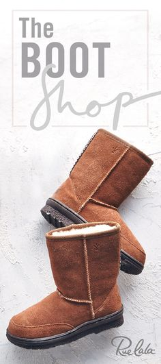 sports shoes 0caf4 cd09c Score must-have winter boots from brands like BEARPAW and EMU Australia at  up to 70% off. Sign up for Rue La La (it s always free) to get started.