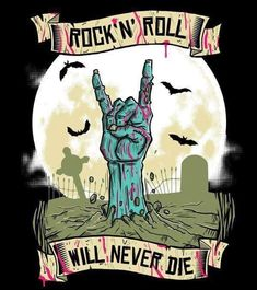 Rock N Roll, Dying Of The Light, Heavy Metal Rock, Concert Posters, Moon Child, Kinds Of Music, Rock Music, The Rock, Hard Rock