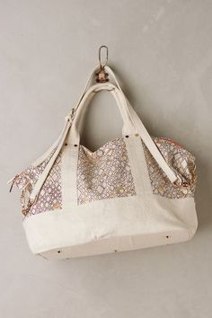 Timurid Weekender - anthropologie.com #anthroregistry