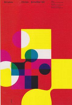 Karl Gerstner Poster Design