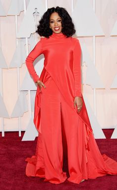 2015 #Oscars: Solange Knowles